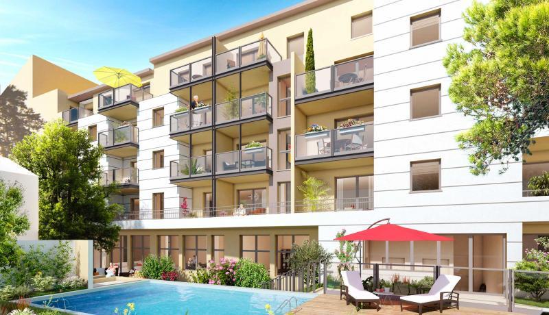 Villa salonia investissement bouvard salon de provence - Programme immobilier salon de provence ...